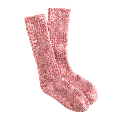 Women's camp socks