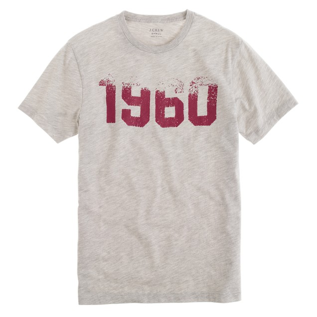 1960 graphic tee