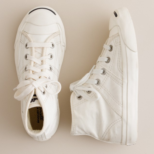 Kids' Converse® Jack Purcell® high-tops