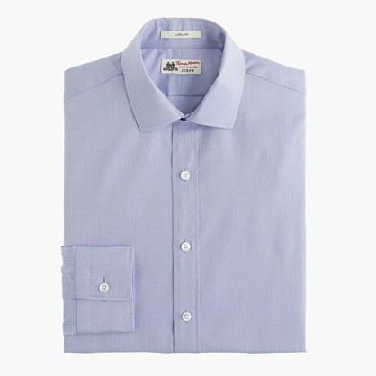 Thomas Mason For J Crew Ludlow Shirt In Royal Oxford
