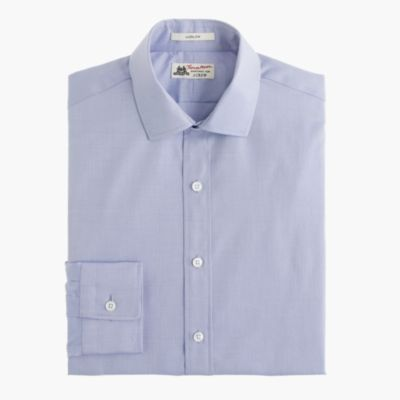 Thomas Mason® for J.Crew Ludlow shirt in royal oxford cotton