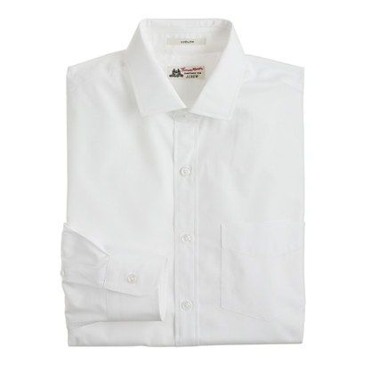 Thomas Mason® for J.Crew Ludlow shirt