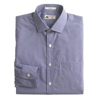 Thomas Mason® for J.Crew Ludlow shirt in baltic gingham