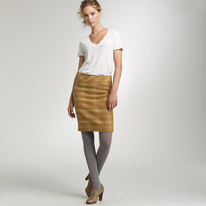 Sunnie pencil skirt