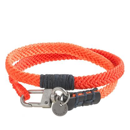 Caputo & Co. chevron wrap bracelet