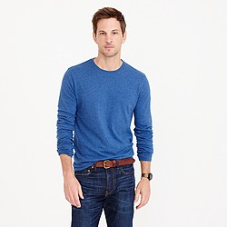 Slim broken-in long-sleeve T-shirt
