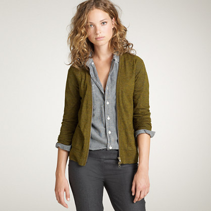 Color-blend Montreaux cardigan