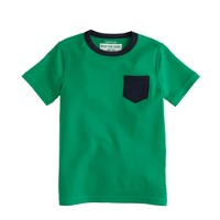 Boys' short-sleeve rash guard