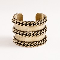 Chain-link cuff