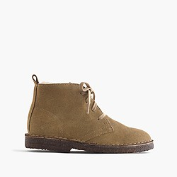 Kids' shearling MacAlister boots