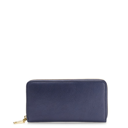 Continental zip wallet