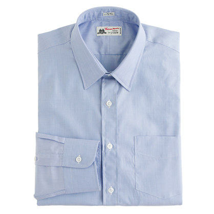 Thomas Mason® for J.Crew Ludlow shirt in end-on-end cotton