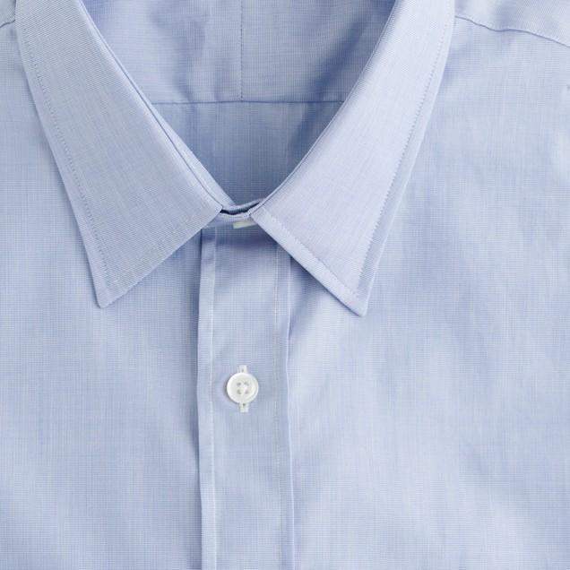 Thomas Mason® for J.Crew Ludlow shirt in end-on-end cotton