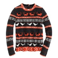 Farmyard Fair Isle sweater