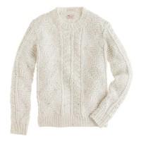 Wallace and Barnes handknit Italian wool sweater