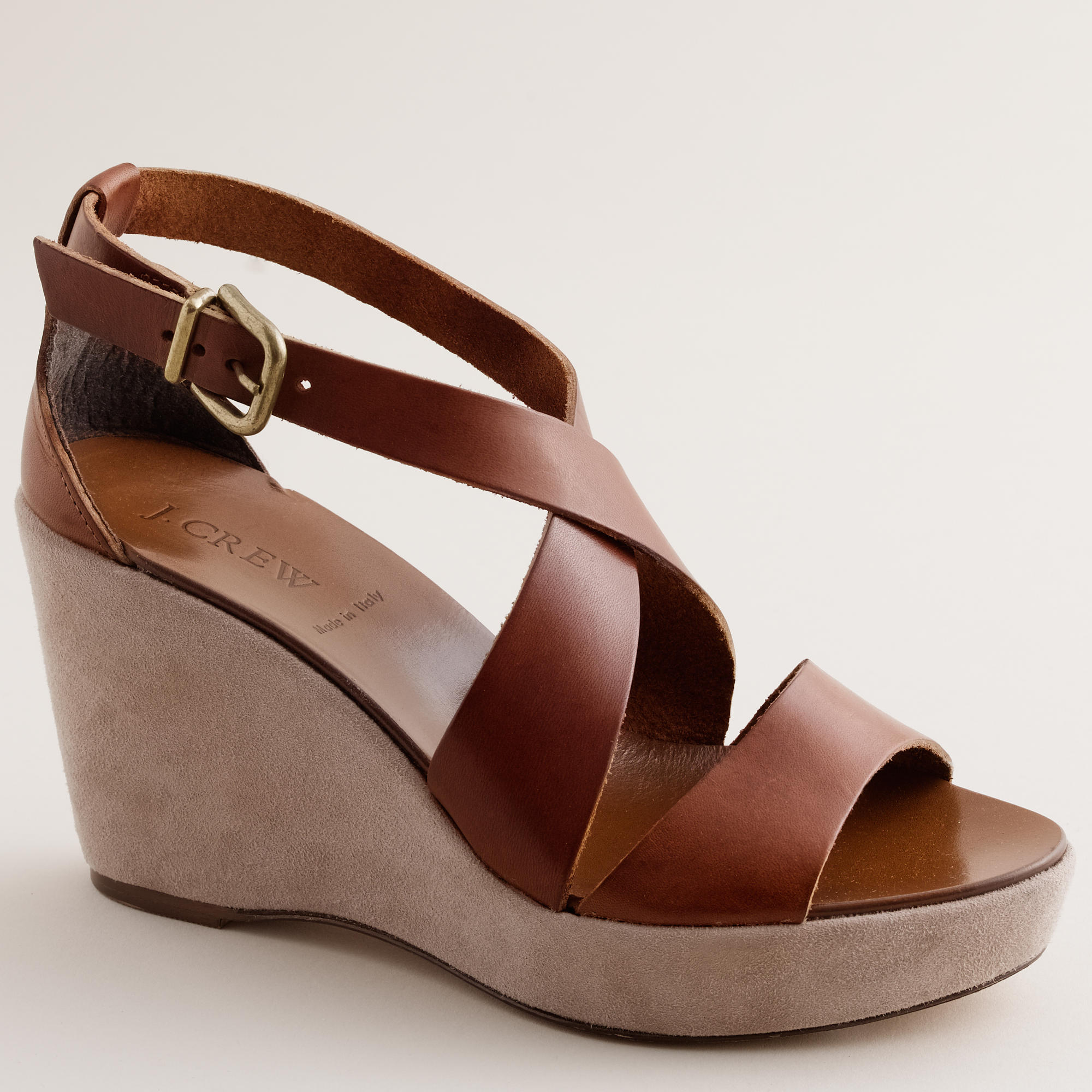 Wedge Shoes Size