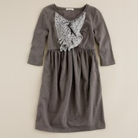 Girls' soiree dress