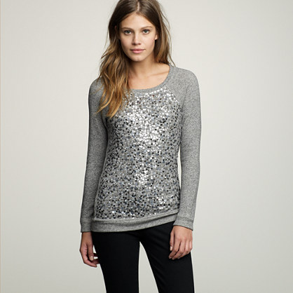 Haya sequin pullover