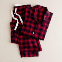 Flannel sleep set