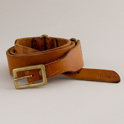 BillyKirk® small buckle belt