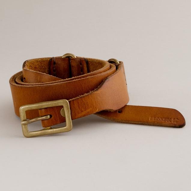 BillyKirk® small buckle belt