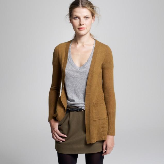 Dulphine open cardigan