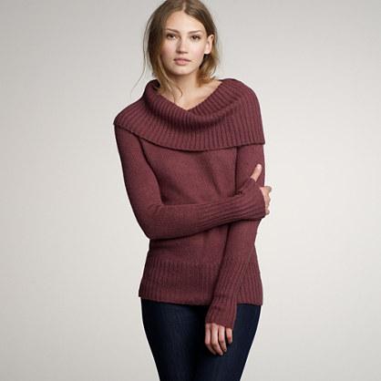 Chalet turtleneck sweater