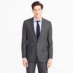 Ludlow suit jacket in Italian cashmere