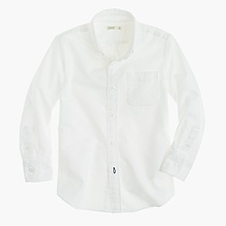 Kids' vintage oxford shirt
