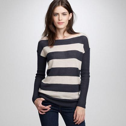 Dulphine sailor-stripe sweater