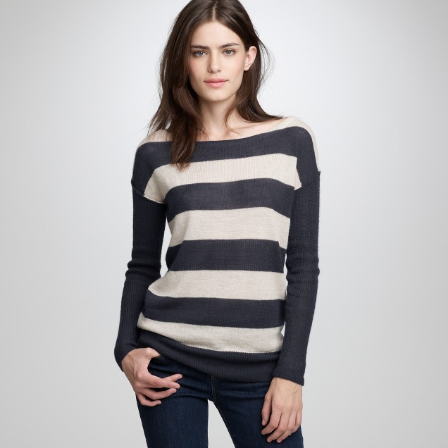 Dulphine sailor-stripe sweater