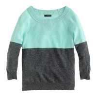 Dream colorblock sweater