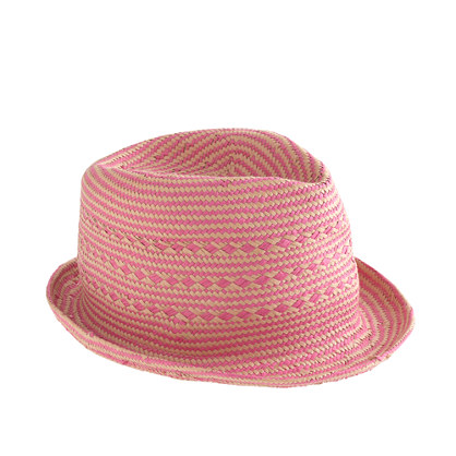 Girls' fedora