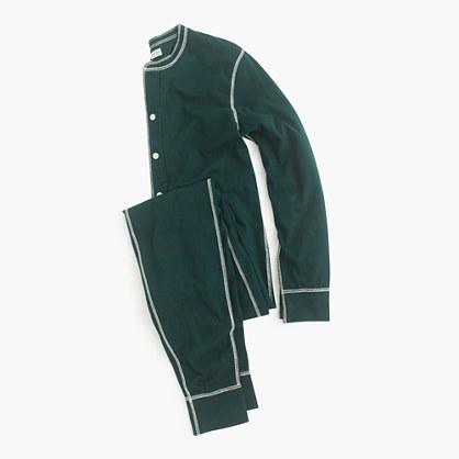 Jersey union suit