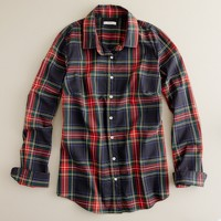 Perfect shirt in tartan
