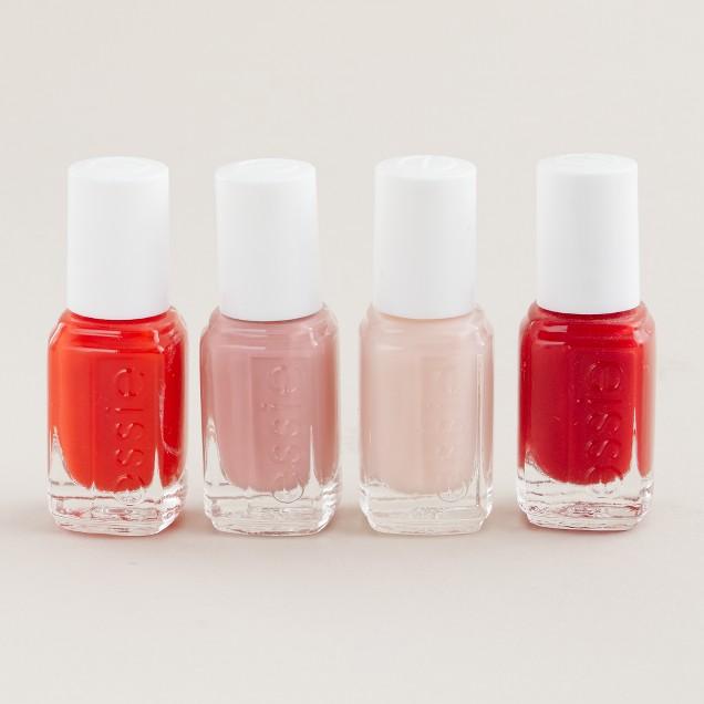 essie® nail polish four-pack