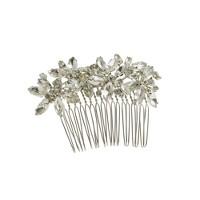 Pinwheel crystal comb