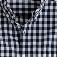 Secret Wash lightweight shirt in Van Buren gingham