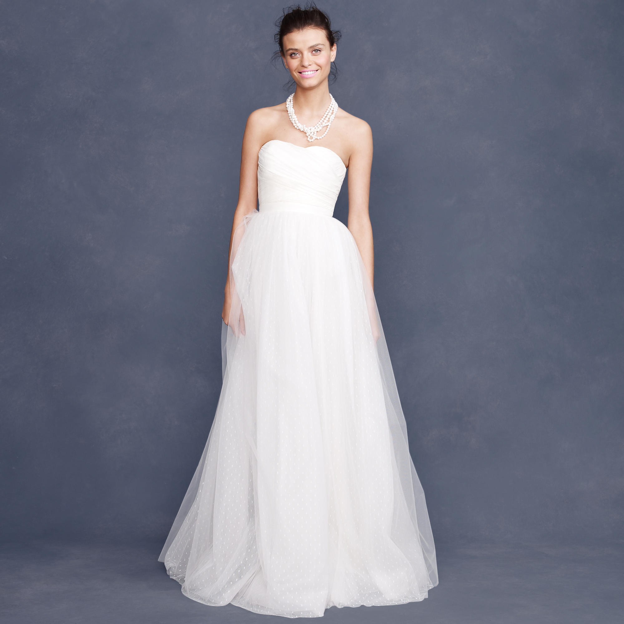 Palais gown j crew for J crew wedding dresses