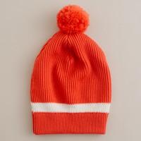 Authier® wool pom-pom hat