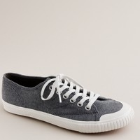 Tretorn® T56 chambray sneakers