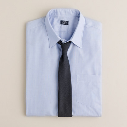 Point Collar End On End Dress Shirt Suits Tuxedos J Crew