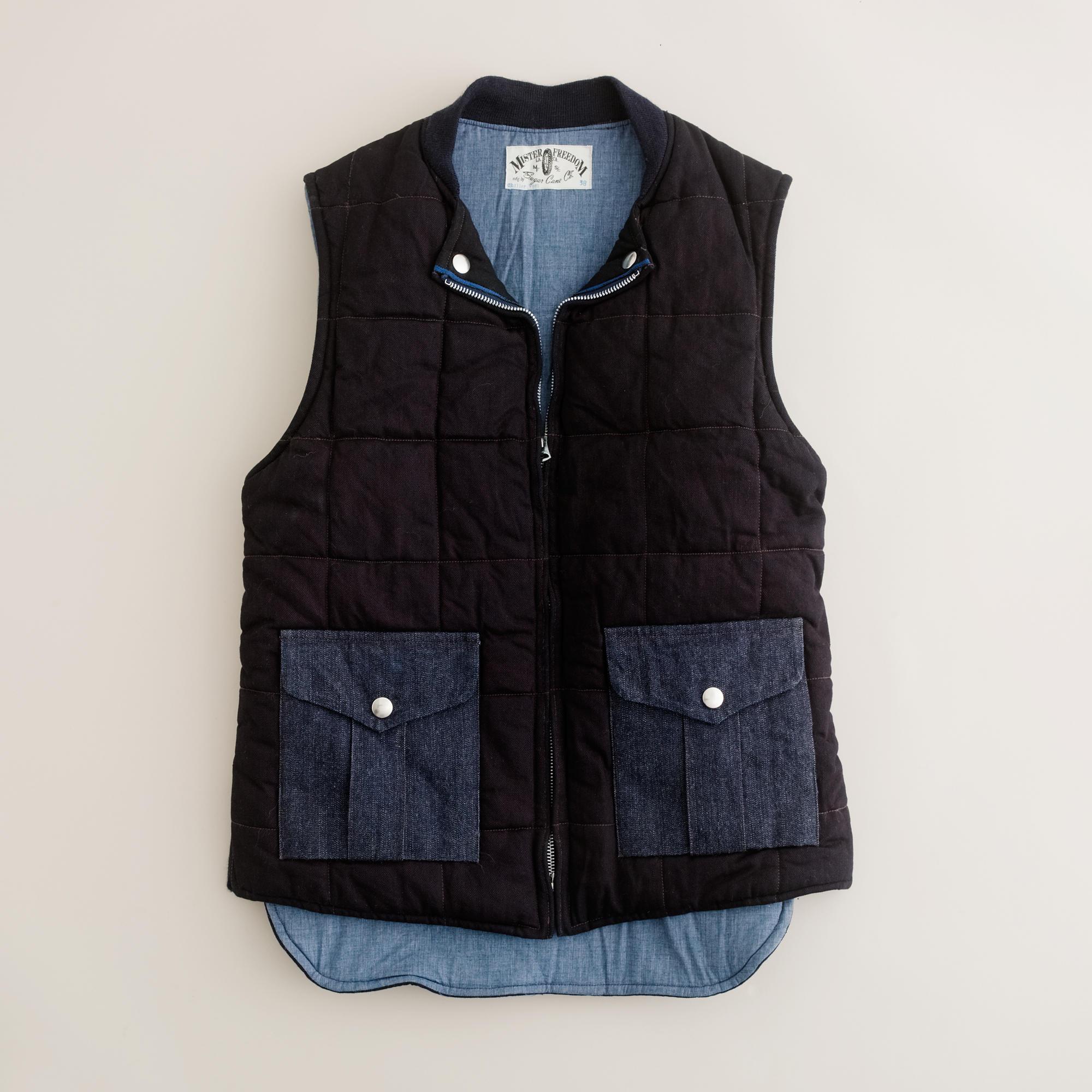 Mister Freedom® midnight chiller vest :