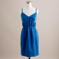 Silk serenade dress