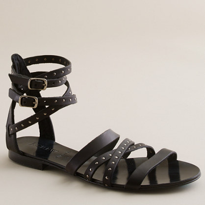 Deseree studded gladiator sandals