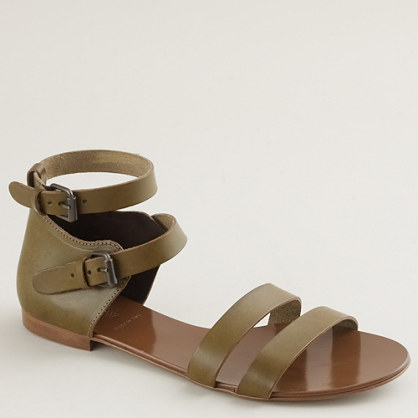 Salina leather sandals