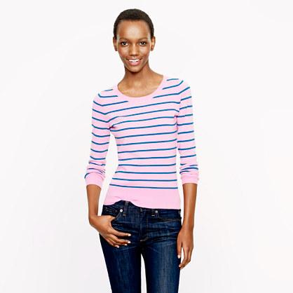 Jackie pullover in stripe