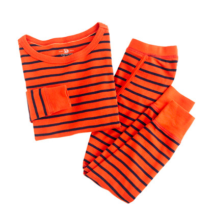 Boys' sleep set in stripe