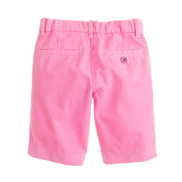 Girls' bermuda short