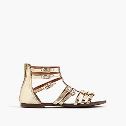 Pre-order Girls' Milano gladiator sandals